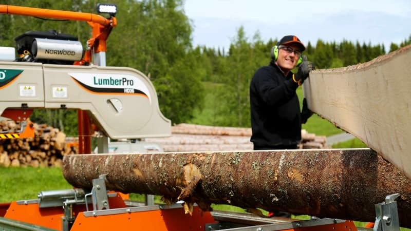 norwood portable sawmill for sale