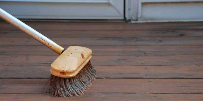 Preparing Your Deck for Paint