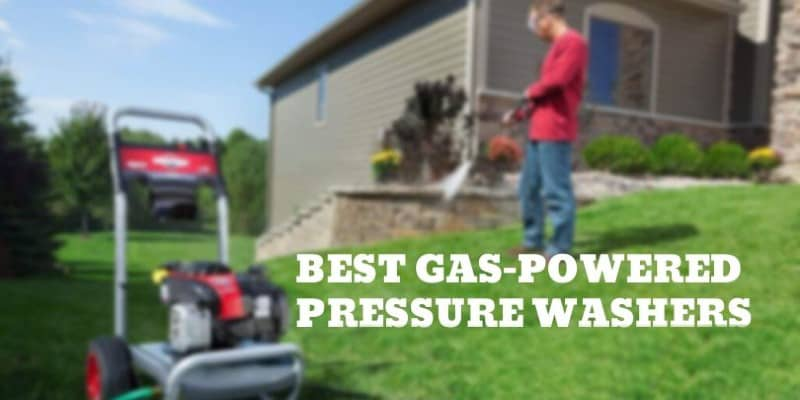 gasoline power washer reviews
