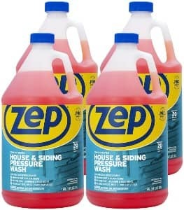 Zep House and Siding Pressure Wash Cleaner