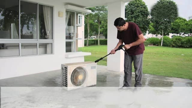 high pressure cleaners airconditioner