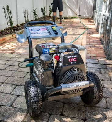 good pressure washer for home